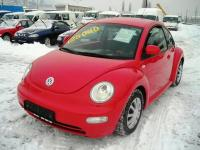 VW NEW BEETLE 2.0i